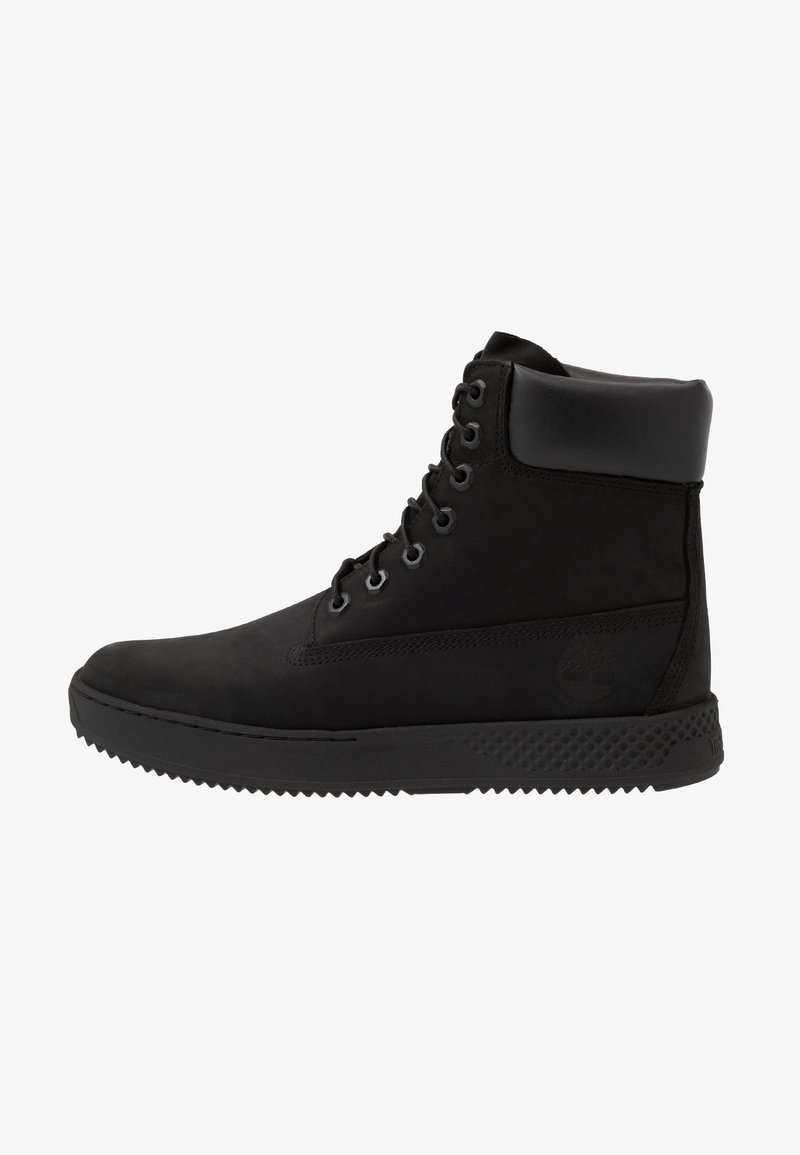 Timberland - CITYROAM CUPSOLE 6 IN WP - Lace-up ankle boots - blackout