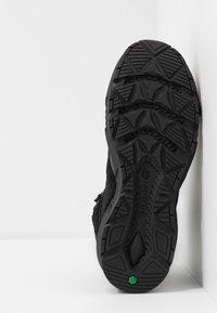 Timberland - RIPGORGE MID - Snørestøvletter - black - 4