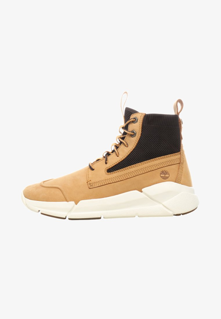 Timberland - URBAN MOVE CHUKKA - High-top trainers - tan