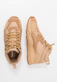 Timberland - RIPCORD MID HIKER  - High-top trainers - medium beige - 1