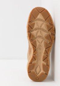 Timberland - RIPCORD MID HIKER  - High-top trainers - medium beige - 4