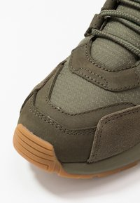 Timberland - RIPCORD MID HIKER  - Höga sneakers - dark green - 5