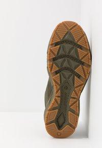 Timberland - RIPCORD MID HIKER  - Höga sneakers - dark green - 4