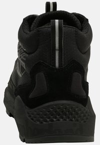 Timberland - RIPCORD MID HIKER  - High-top trainers - black - 3