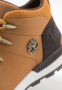 Timberland - SPRINT TREKKER - Höga sneakers - wheat/brown - 5