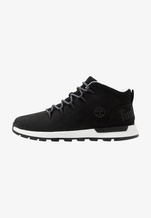 SPRINT TREKKER - High-top trainers - black