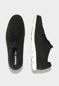 Timberland - BRADSTREET  - Sneakers basse - black - 1