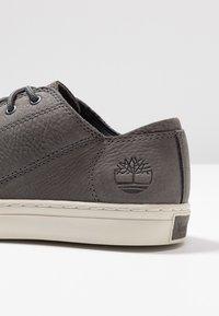 Timberland - ADVENTURE 2.0 - Sneakersy niskie - medium grey - 5