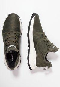 Timberland - BROOKLYN OXFORD - Sneakers - dark green - 1