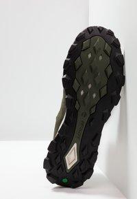 Timberland - BROOKLYN OXFORD - Sneakers - dark green - 4