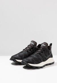 Timberland - BROOKLYN OXFORD - Sneakers basse - black - 2