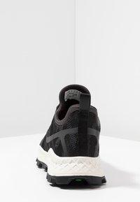 Timberland - BROOKLYN OXFORD - Sneakers basse - black - 3