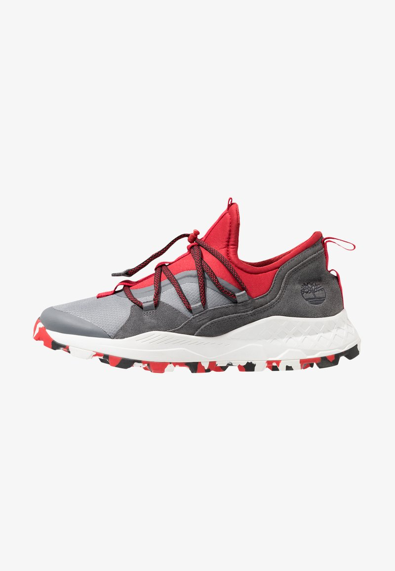 Timberland - BROOKLYN SUPER OXFORD - Sneaker low - medium grey