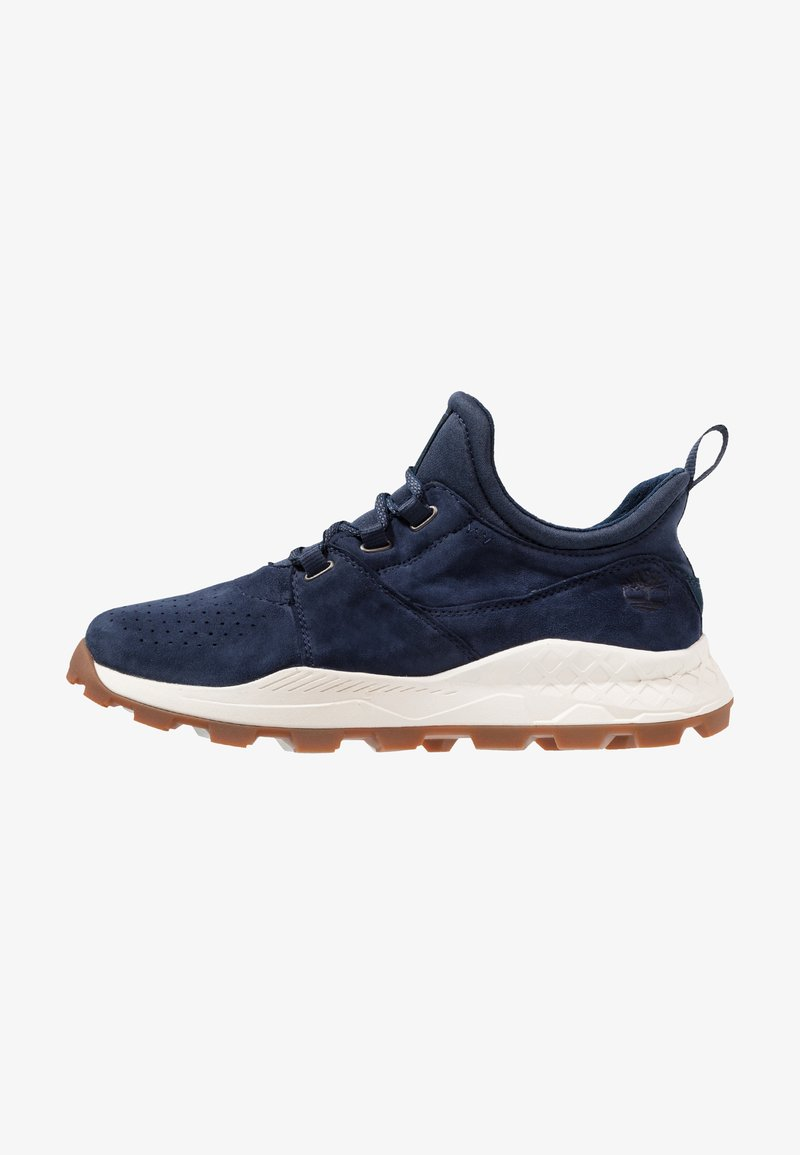 Timberland - BROOKLYN LACE OXFORD - Sneaker low - navy