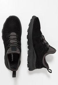 Timberland - BROOKLYN LACE OXFORD - Sneaker low - black - 1