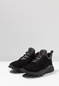 Timberland - BROOKLYN LACE OXFORD - Sneaker low - black - 2