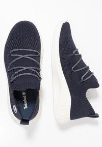 Timberland - FLYROAM GO - Sneakers basse - navy - 1