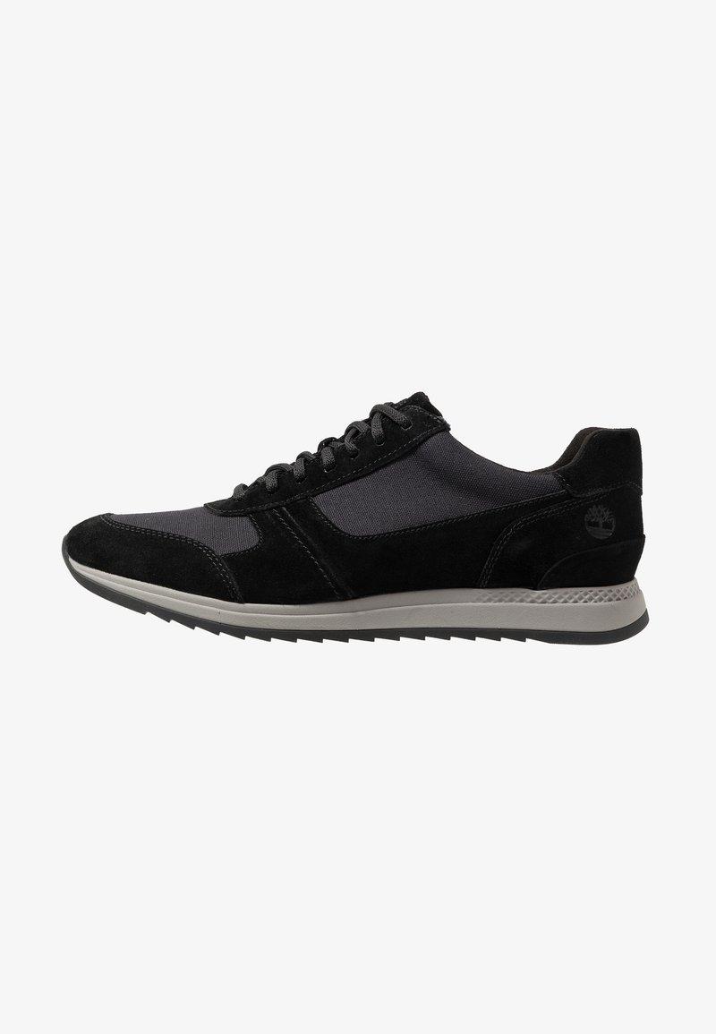 Timberland - MADAKET - Sneakersy niskie - black
