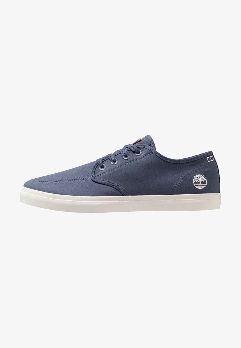 Timberland - UNION WHARF - Sneakersy niskie - dark blue