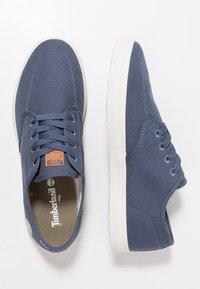Timberland - UNION WHARF - Sneakersy niskie - dark blue - 1