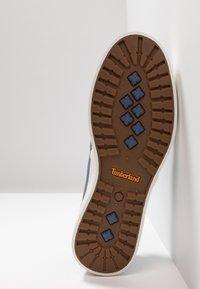 Timberland - UNION WHARF - Sneakersy niskie - dark blue - 4