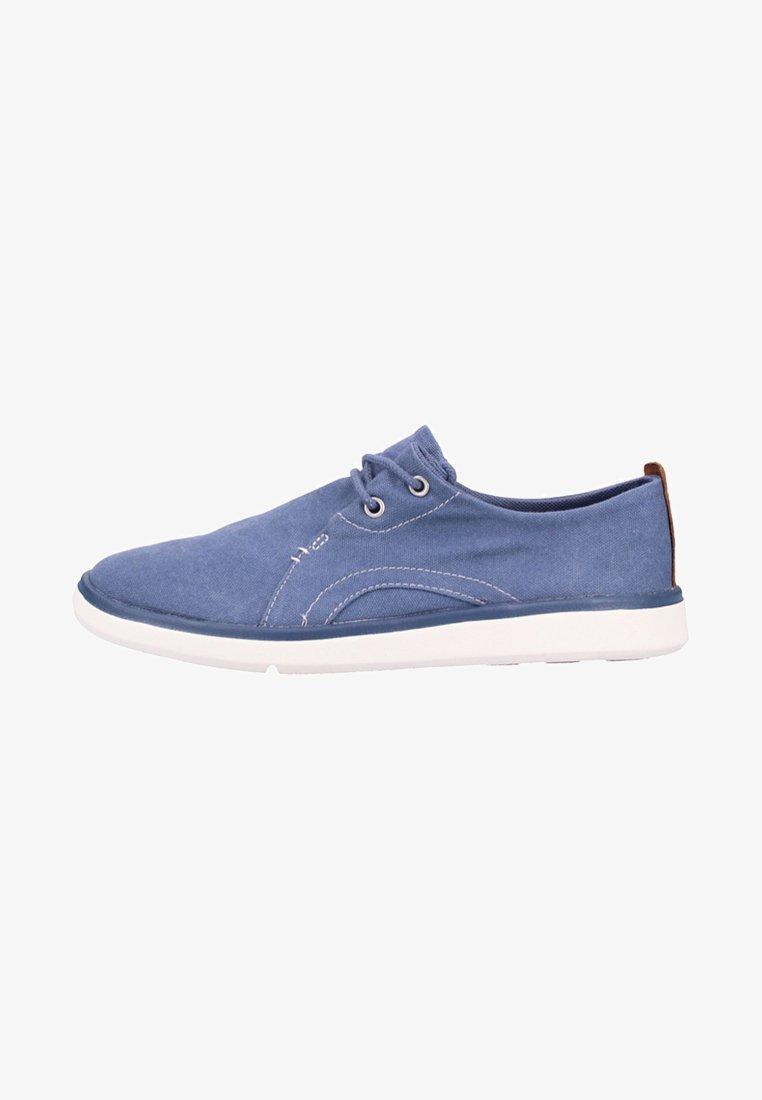Timberland - GATEWAY PIER OXFORD - Sneaker low - blue