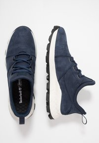 Timberland - BROOKLYN LACE OXFORD - Zapatillas - navy
