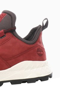 Timberland - BROOKLYN LACE OXFORD - Trainers - syrah - 5
