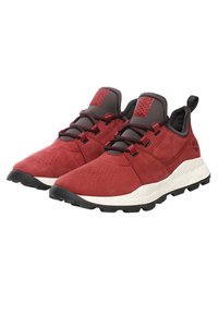 Timberland - BROOKLYN LACE OXFORD - Trainers - syrah - 2