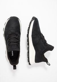 Timberland - BROOKLYN LACE OXFORD - Sneakers - black - 1