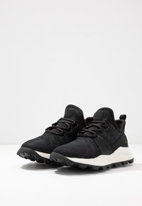 Timberland - BROOKLYN LACE OXFORD - Sneakers - black - 2