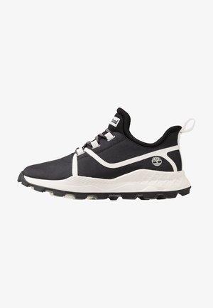 BROOKLYN FABRIC OXFORD - Sneakersy niskie - black