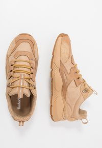 Timberland - RIPCORD  - Matalavartiset tennarit - medium beige - 1
