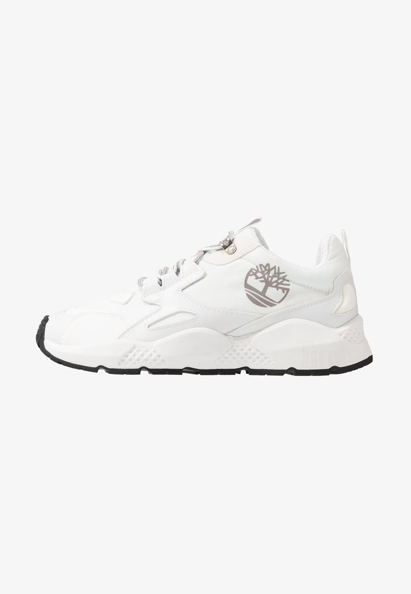 Timberland - RIPCORD LOW SNEAKER - Sneakers laag - white