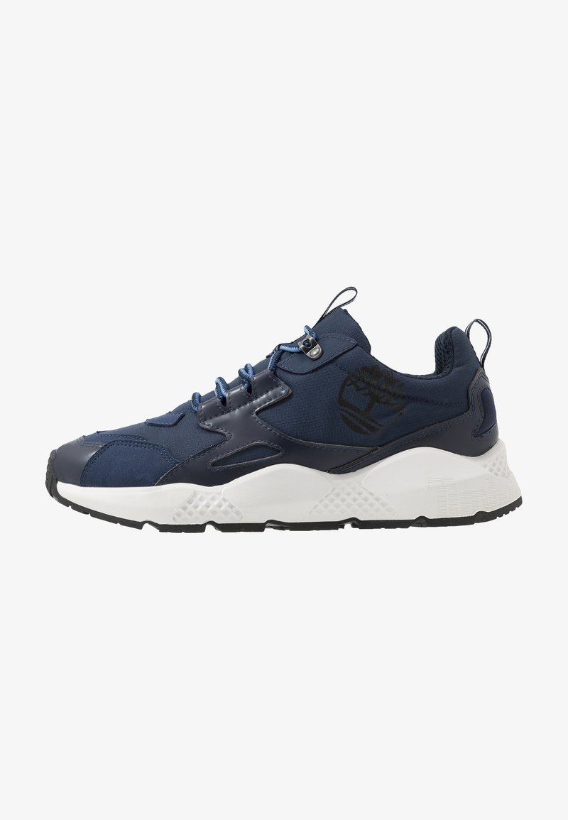 Timberland - RIPCORD LOW SNEAKER - Sneakers basse - navy