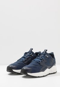 Timberland - RIPCORD LOW SNEAKER - Sneakers basse - navy - 2