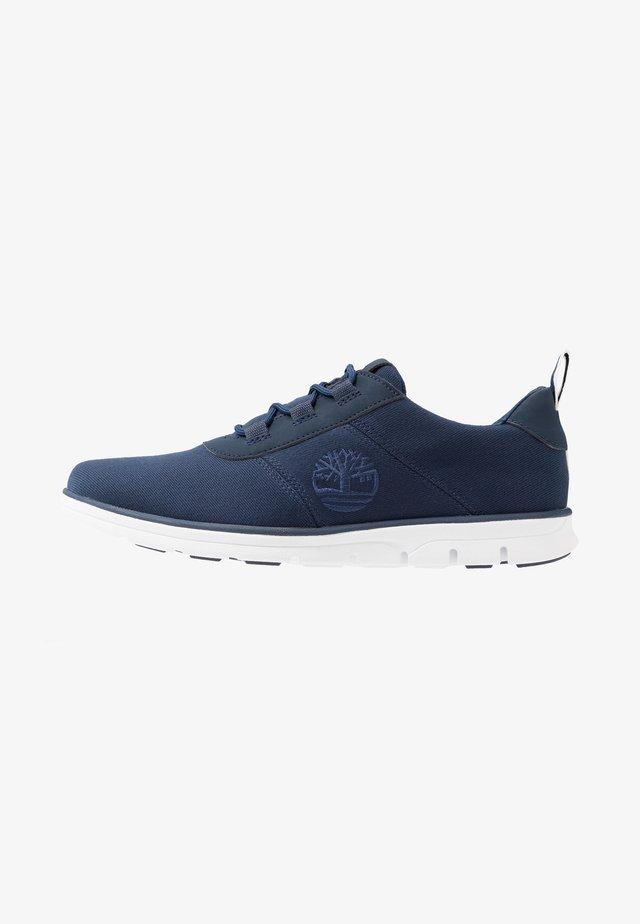 BRADSTREET - Sneaker low - navy