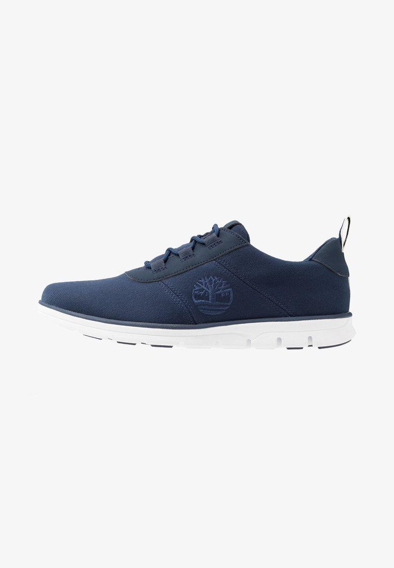 Timberland - BRADSTREET - Sneaker low - navy