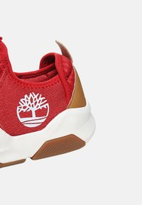 Timberland - EARTH RALLY - Trainers - medium red - 5
