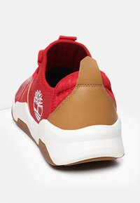 Timberland - EARTH RALLY - Trainers - medium red - 3