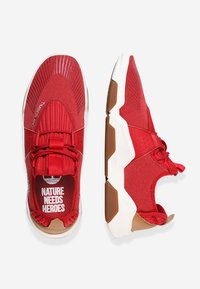 Timberland - EARTH RALLY - Trainers - medium red - 1