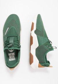 Timberland - EARTH RALLY - Sneakers laag - dark green - 1