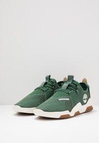 Timberland - EARTH RALLY - Sneakers laag - dark green - 2