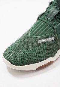 Timberland - EARTH RALLY - Sneakers laag - dark green - 5