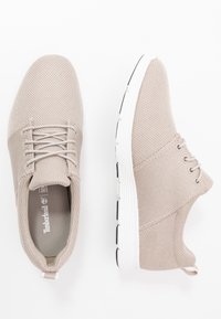 Timberland - KILLINGTON - Matalavartiset tennarit - light taupe - 1