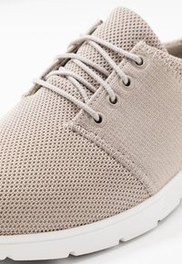 Timberland - KILLINGTON - Matalavartiset tennarit - light taupe - 5