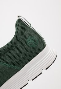 Timberland - KILLINGTON - Matalavartiset tennarit - dark green - 5