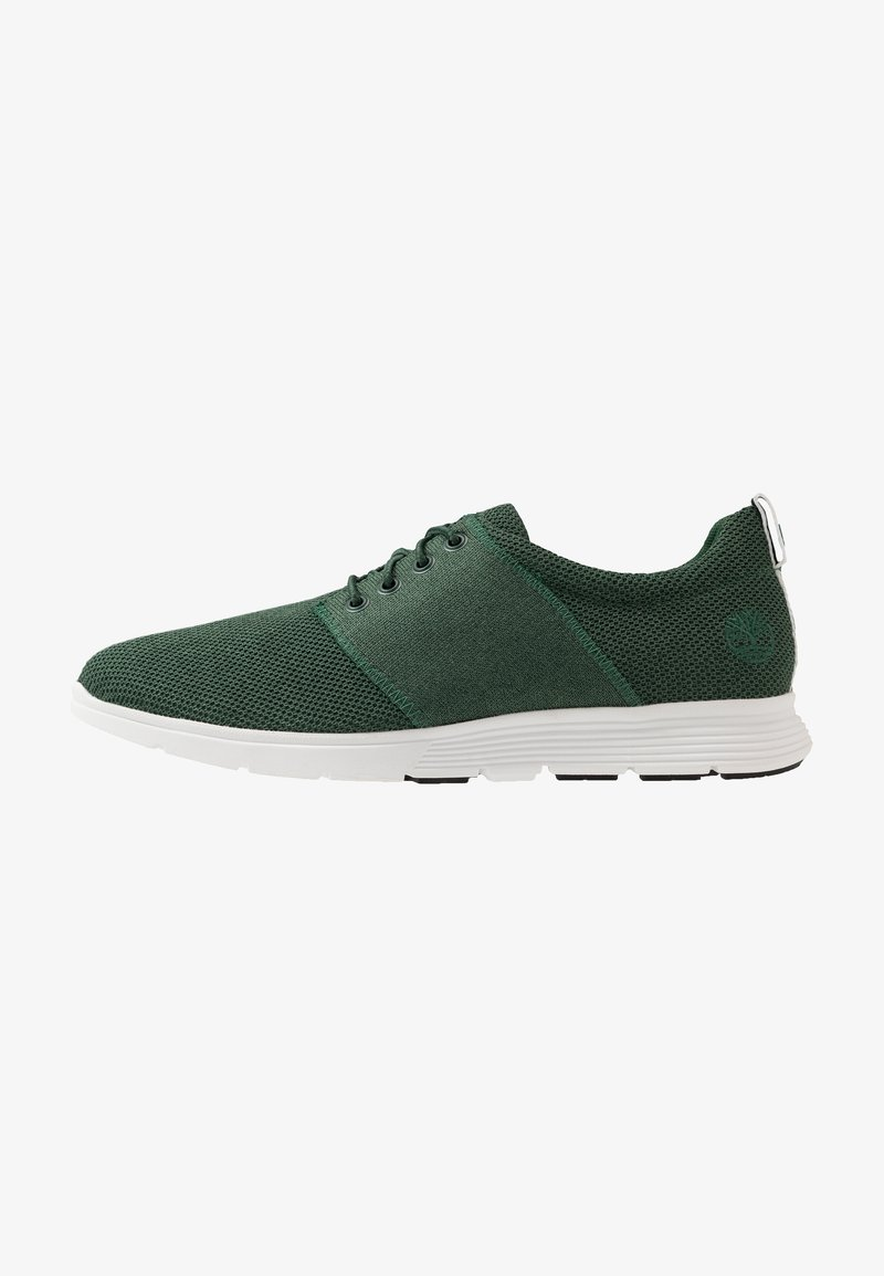 Timberland - KILLINGTON - Matalavartiset tennarit - dark green