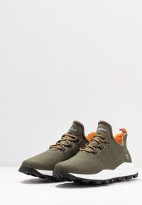Timberland - BROOKLYN - Sneakers - dark green - 2