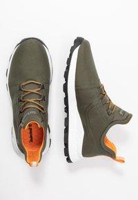 Timberland - BROOKLYN - Sneakers - dark green - 1